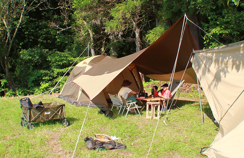 子安温泉キャンプ場